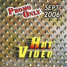 PROMO ONLY- New, DVD HOT VIDEO SEP-2006,Beyonce,Ziggy Marley,Joe f./ Papoose