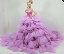Aphrodai Clothes Dress Outfit Gown Silkstone Barbie Fashion Royalty Wedding A7