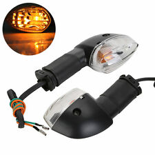 Amber Turn Signal Light Indicator Blinker Lens For YAMAHA YZF R1 R6 FZ1 FZ6