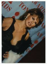 Raquel Welch - Vintage Candid by Peter Warrack - Previously Unpublished