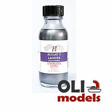 Stainless Steel Lacquer 1oz Bottle - ALCLAD II LACQUER 115
