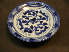 antique chinese blue porcelain bowl chinese mark