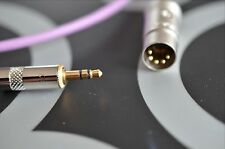 HQ iPod/iPhone/Andrid 3.5mm jack to B&O Olufsen Naim Quad (5 Pin Din) Cable 3m
