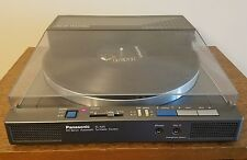 Panasonic SL-N25 DC Servo Automatic Linear Tracking Turntable - Made In Japan