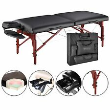 Master Massage Table 31 inch Montclair Portable Chair Package Bed Lightweight