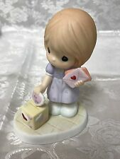 "Precious Moments ""I Give My Heart To You"" 730001 Valentine's Day Gifts"