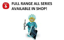 Lego minifigures surgeon series 6 (8827) unopened new factory sealed