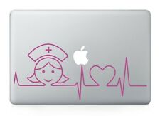 "Nurse Healthcare Macbook Sticker Viny Decal Macbook Air/Pro/Retina 13""15""17"""