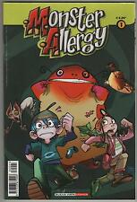 MONSTER ALLERGY N.1 LA CASA DEI MOSTRI 1a edizione buena vista 2003 ORIGINALE