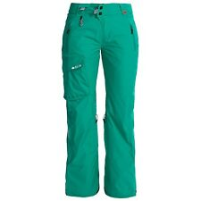 686 Glacier Trail Thermagraph Snowboard Pant (M) Emerald