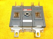 ***NEW*** ABB OTDC 400US11 1000 VDC 400 AMP 2-POLE NON-FUSED DISCONNECT SWITCH