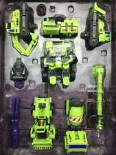 Transformers Factory Stock Maketoys Mt Green Giant Type-61