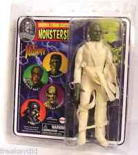 "NEW Universal Studio Monsters THE MUMMY Reproduction 8"" Retro Cloth Figurine"
