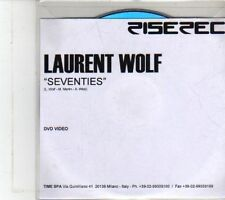 (DS211) Laurent Wolf, Seventies - DJ DVD