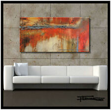 ABSTRACT MODERN CANVAS PAINTING CONTEMPORARY WALL ART.....ELOISExxx