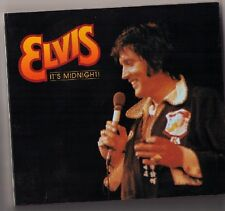 Elvis Presley FTD CD It's Midnight - Live in Las Vegas 1974 - Digipack