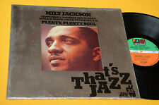 MILT JACKSON LP NM GATEFOLD LAMINATED GIMMIXCOVER JAZZ GERMANY 1978