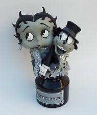 Betty Boop Statue COA # 930/2500 Certified by the Artist NIB 2000