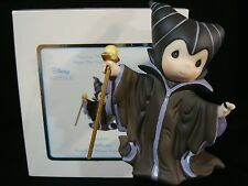yc Precious Moments-Maleficent-Disney Wicked Witch Collection-Hard To Find!!