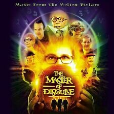 The Master of Disguise Original Soundtrack (CD, Jul-2002, Sony) BRAND NEW