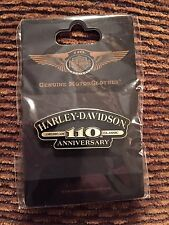 NEW Harley Davidson 110th Anniversary Motorcycle Pin