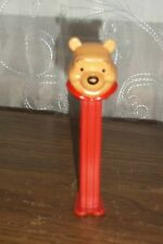 PEZ  Winnie The Pooh Disney  Dispenser With Feet Hungary Vintage Collectible