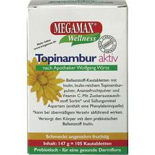 TOPINAMBUR Aktiv Megamax Kautabl.   105 st   PZN1226545