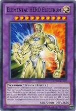 YuGiOh Elemental HERO Electrum  Common - Unlimited Edition