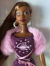 Barbie Collector Pink Label SCORPIO doll 2004