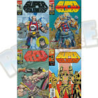 SUPER SOLDIERS #1-8 SET NM