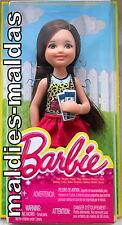 Barbie chelsea & sus Amigos Madison cine pasaporte dgx39 nuevo/en el embalaje original muñeca