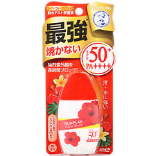 Mentholatum Japan SUNPLAY Super Block Sunscreen Lotion (30g/1 oz) SPF50+ PA++++