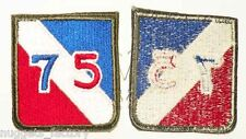 Patch original WWII USA 75 iem div ( 083 )