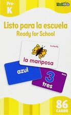 Ready for School (Flash Kids Spanish Flash Cards) by Flash Kids Editors (Cards)