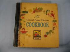 The General Foods Kitchens Cookbook Vintage Book Random House 1959 (O2) AS IS