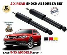 FOR SAAB 9-3X 1.9 2.0 TURBO 2009-  2x REAR LEFT + RIGHT SIDE SHOCK ABSORBER SET