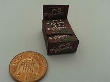 1/12 Scale Box Wonka Fudgemallow for dollshouse miniatures