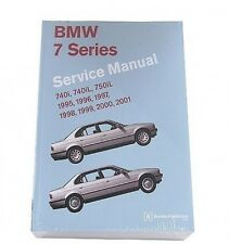NEW BMW E38 740i 740iL 750iL 1995-2001 Service Repair Manual Bentley