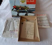 Mikro 72 - IL - 2m3  OVP -Bausatz 1: 72