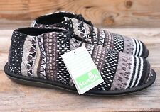 Sanuk Mens Koda Chill Black Nordic Vegan Chukkas Shoes US 13 UK 12 EU 46 NEW!