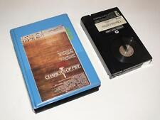 Betamax Video ~ Chariots of Fire ~ *USA NTSC* ~ Cut Carton in Case