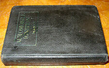 1915-17 1918 1919 Auto Ignition & Magneto Book Ford Cadillac Buick Olds Reo Nash