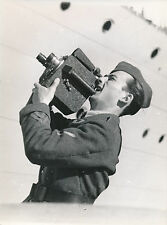 CAMERA c. 1950 - Militaire Film  - Div8357