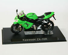 IXO - KAWASAKI ZX-10R - Motorcycle Model Scale 1:24