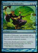 Threads of Disloyalty FOIL | NM- | BoK | Magic MTG