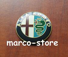 Stemma ALFA ROMEO MITO GIULIETTA  147 156 159 Logo Fregio Anteriore / Posteriore