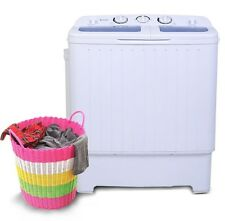 Apartment Washer and Dryer Combo Set All In One Washing Machine Portable Dorm