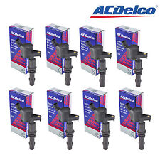 New AcDelco BS-C1659 Set of 8 High Performance Ignition Coil