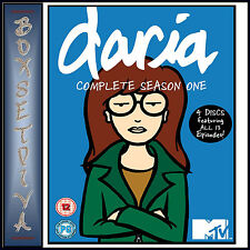 DARIA - COMPLETE ANIMATED SERIES 1  ** BRAND NEW DVD***