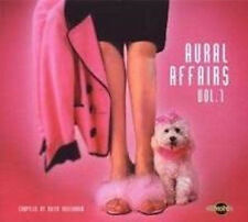 AURAL AFFAIRS = Club des Belugas/Shantel/Tape Five/Waldeck...= LOUNGE DELUXE !!